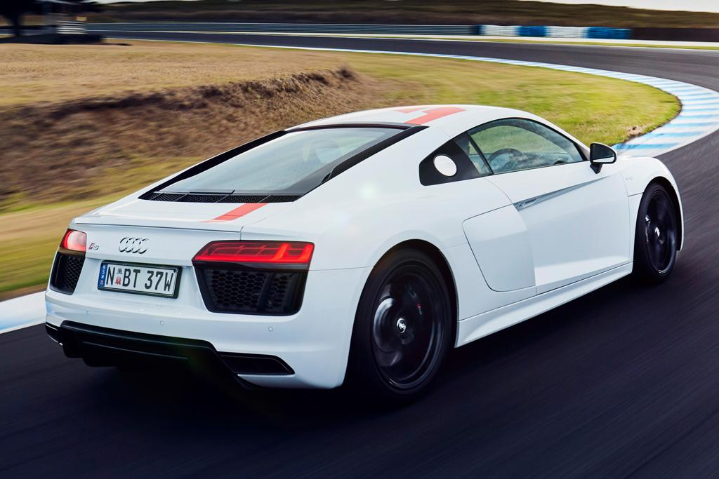 Audi R8 Rws 2018 Review Www Carsales Com Au