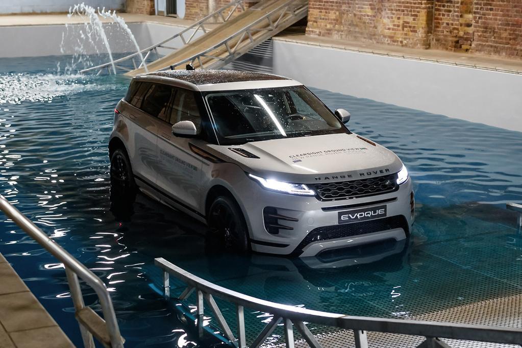 Range Rover Evoque 2019 Review - www carsales com au
