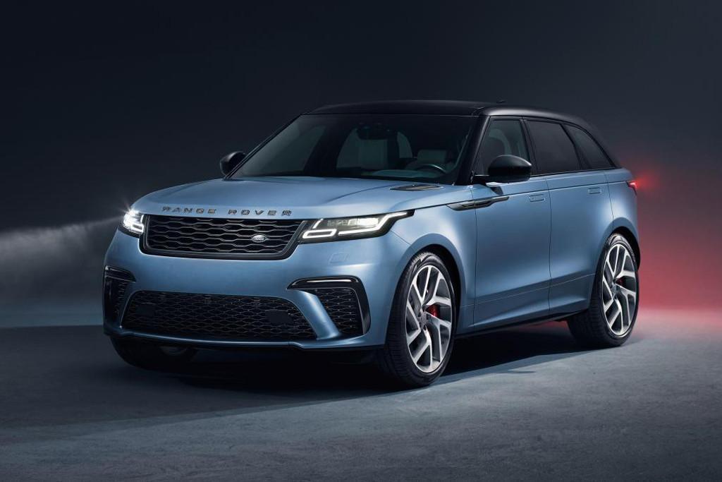 Range Rover Velar >> Land Rover Launches 404kw Range Rover Velar Sva Www