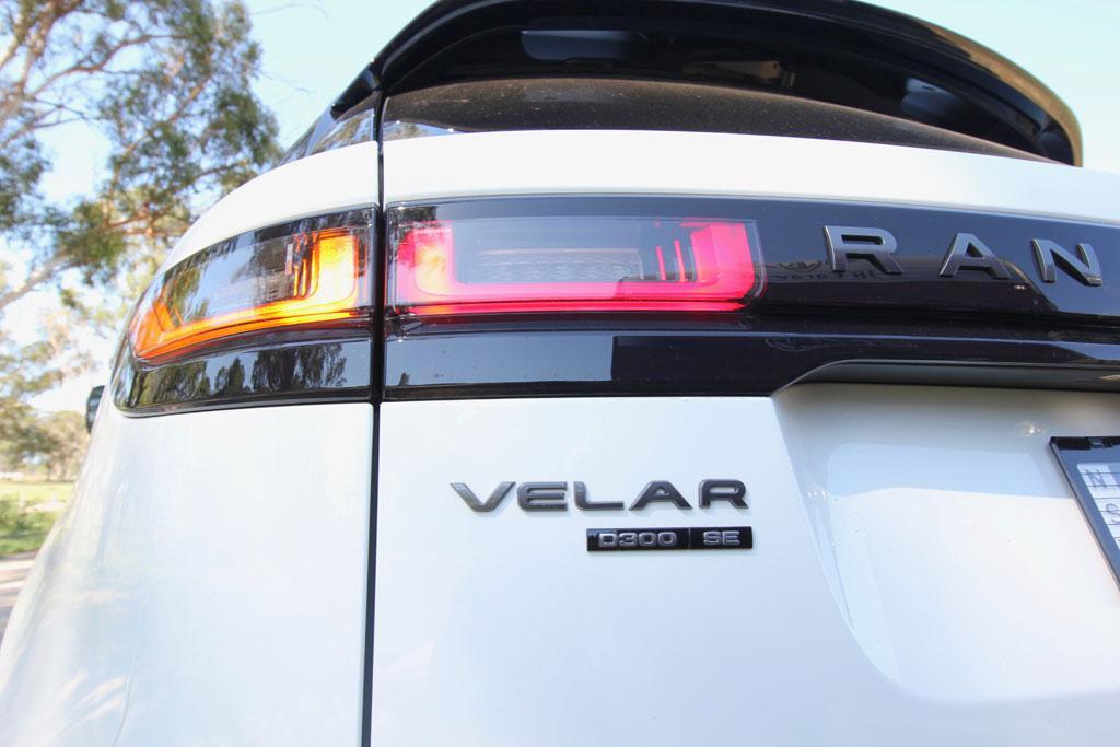 Range Rover Velar 2018 Tow Test Review - www carsales com au