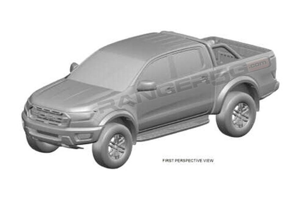 Us Ford Ranger Raptor To Get Powerful Petrol Engine Www Carsales
