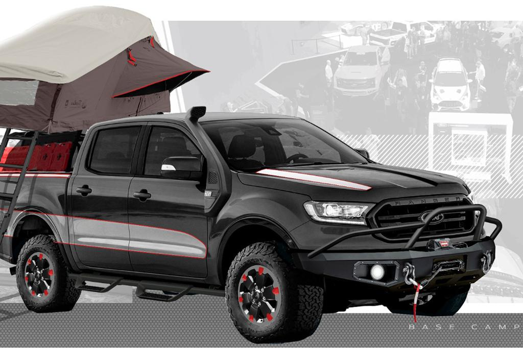 SEMA: Ford Ranger gets blinged - www carsales com au
