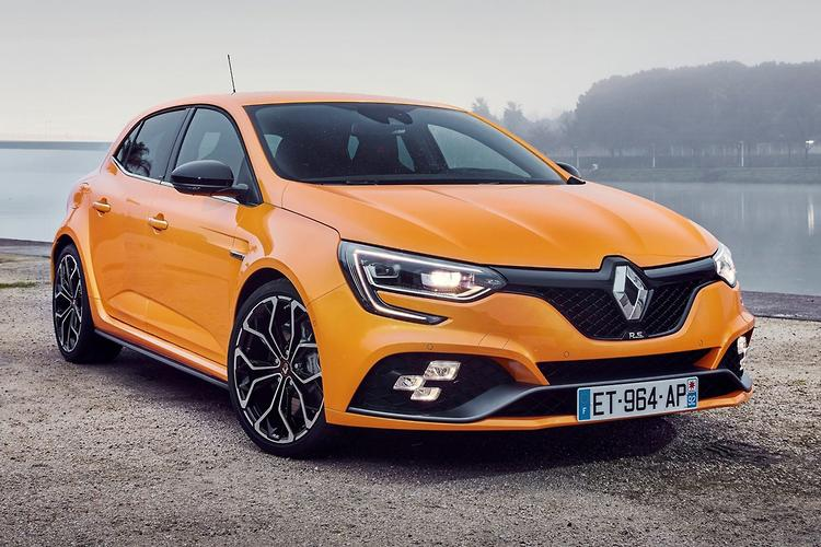 Renault megan rs