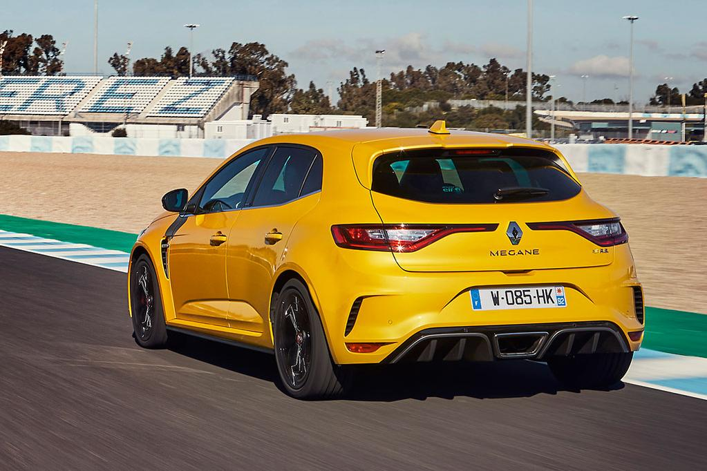 New Renault Megane RS priced from $45K - www carsales com au
