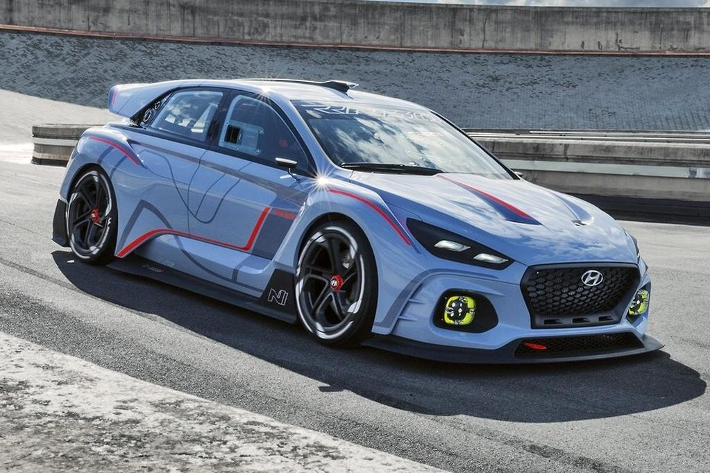 Hyundai Is Serious About A High Performance Hybrid Sports Car
