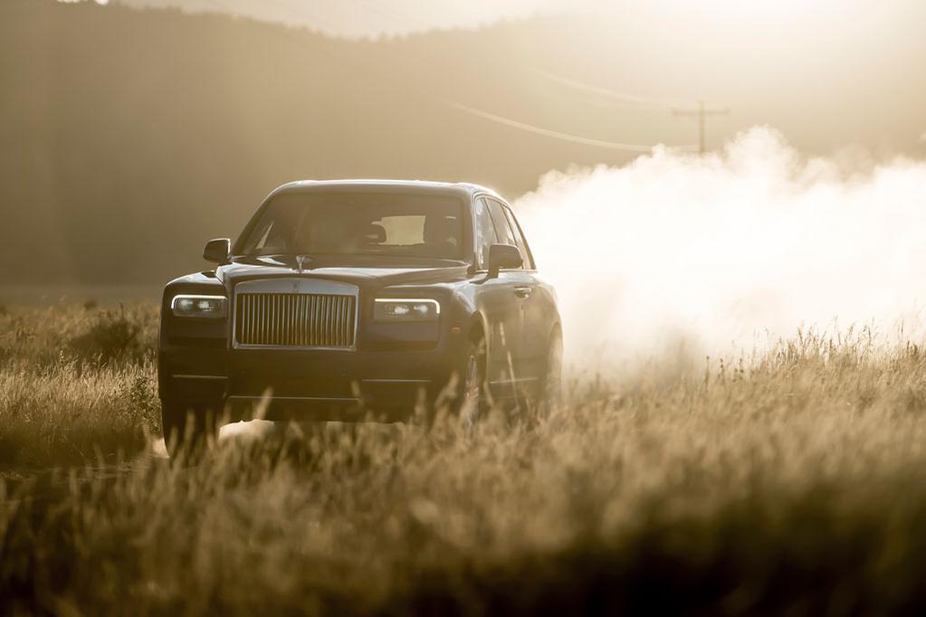 Rolls-Royce Cullinan 2019 Review – International - www
