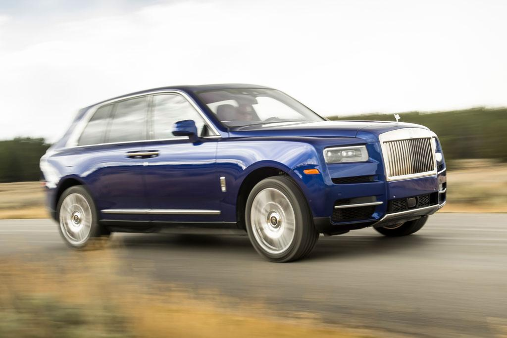 Rolls-Royce Cullinan 2019 Review – International - www carsales com au