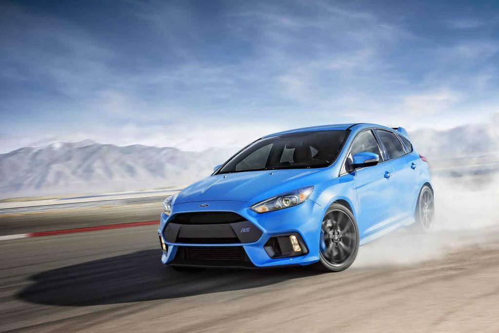 New 2020 Ford Focus Rs To Get 300kw Mild Hybrid Tech