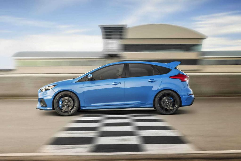 New 2020 Ford Focus RS to get 300kW, mild-hybrid tech - www