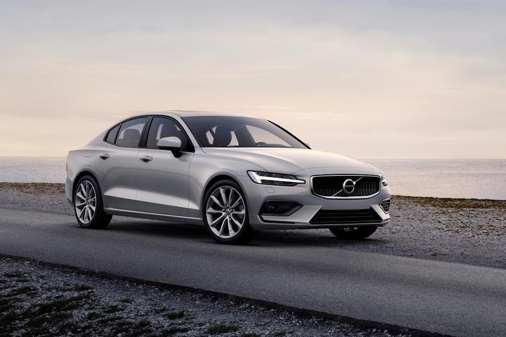 All New Volvo S60 Sedan Revealed Www Carsales Com Au
