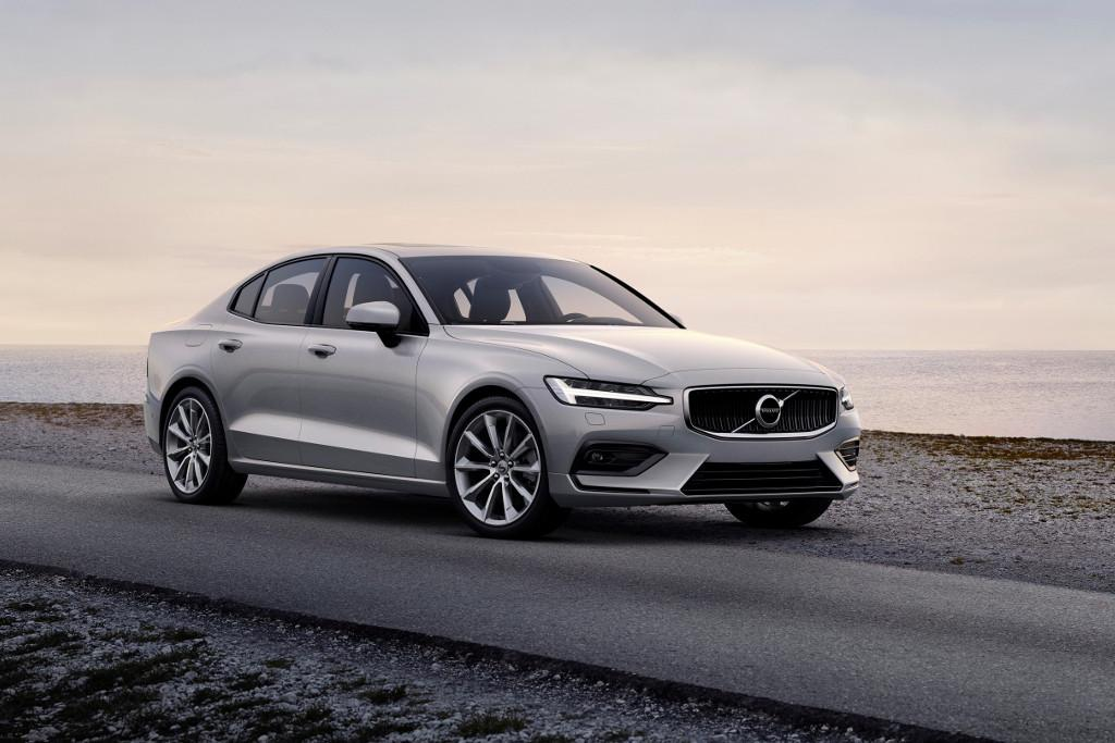 All-new Volvo S60 sedan revealed - www carsales com au