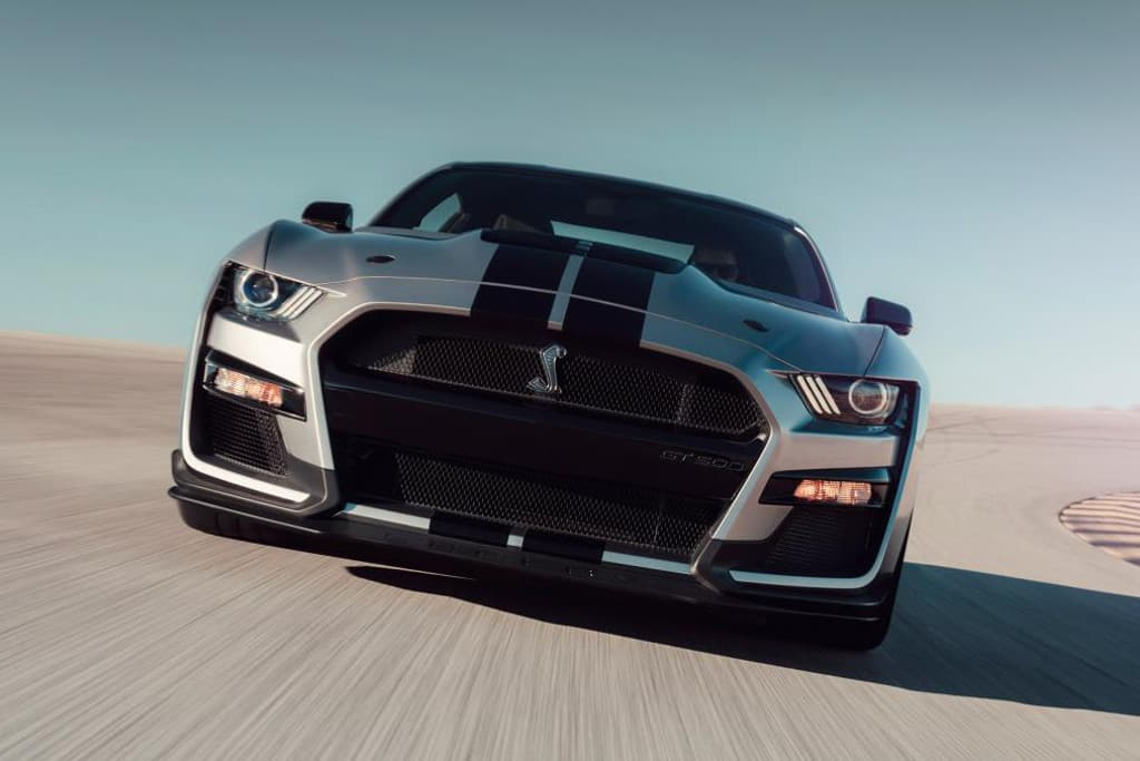 Detroit Motor Show 2019 Ford Mustang Shelby Gt500 Revealed