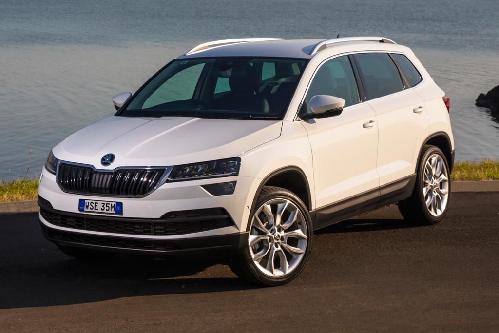 2018 skoda karoq pricing revealed. Black Bedroom Furniture Sets. Home Design Ideas