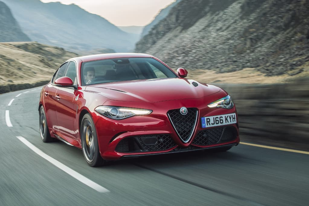 2019 Alfa Romeo Giulia Sprint Coupe To Belt Out 480kw Www Carsales