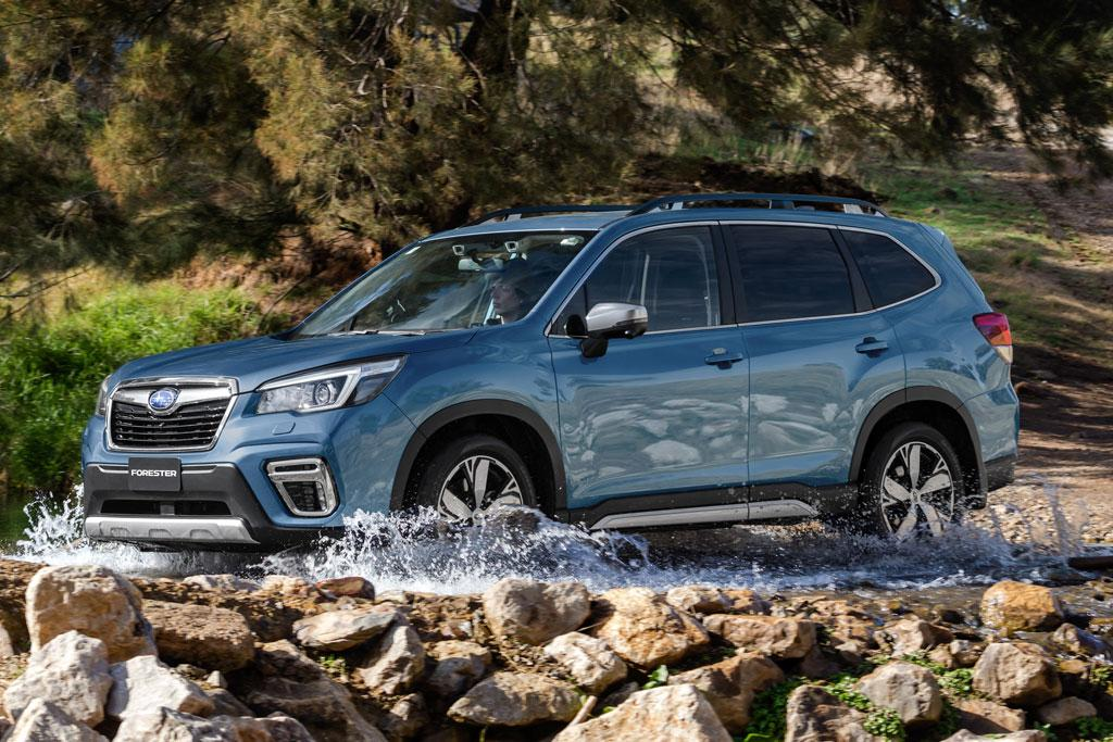 Subaru Forester 2018 Review Australia