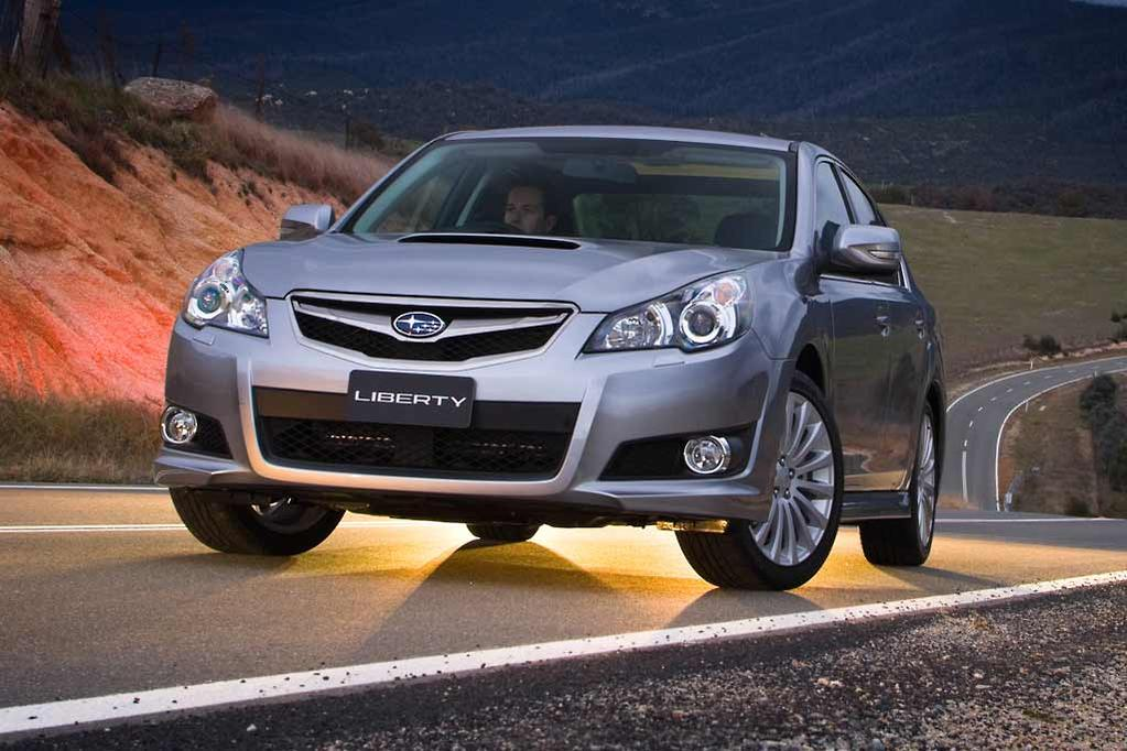 Subaru Axes Liberty Www Carsales Com Au