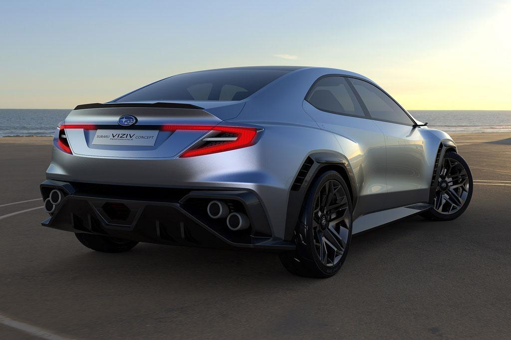 2020 Subaru WRX STI takes shape - www carsales com au
