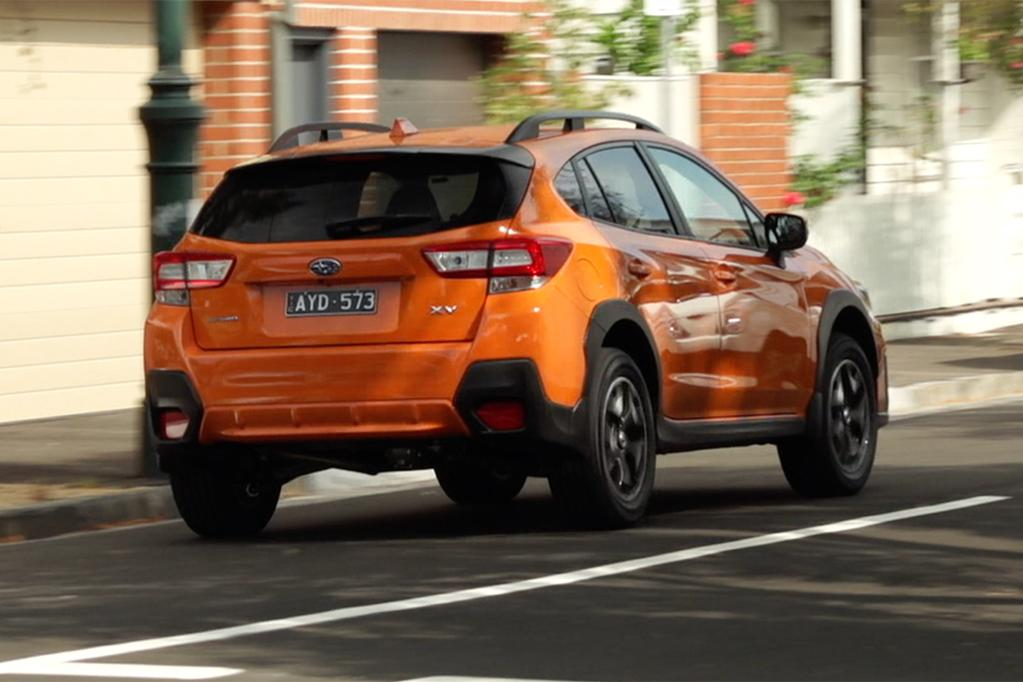 f8929640f5 ... markets like Tassie the Subaru XV is a firm favourite. Country people  are canny buyers