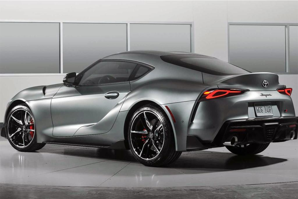Toyota Australia Will Only Sell The Six Cylinder Supra To Begin With