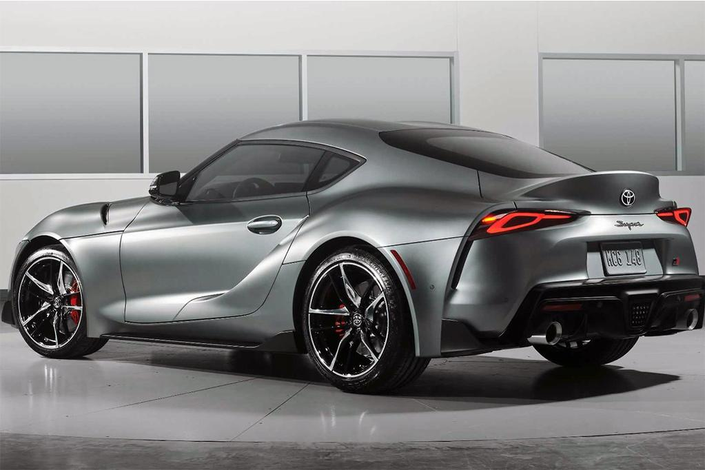 5d3dbdaec6e7 Toyota Australia will only sell the six-cylinder Supra... to begin with