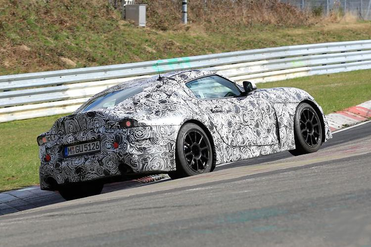 Leaked: Toyota Supra will get 250kW, auto-only | carsales com au