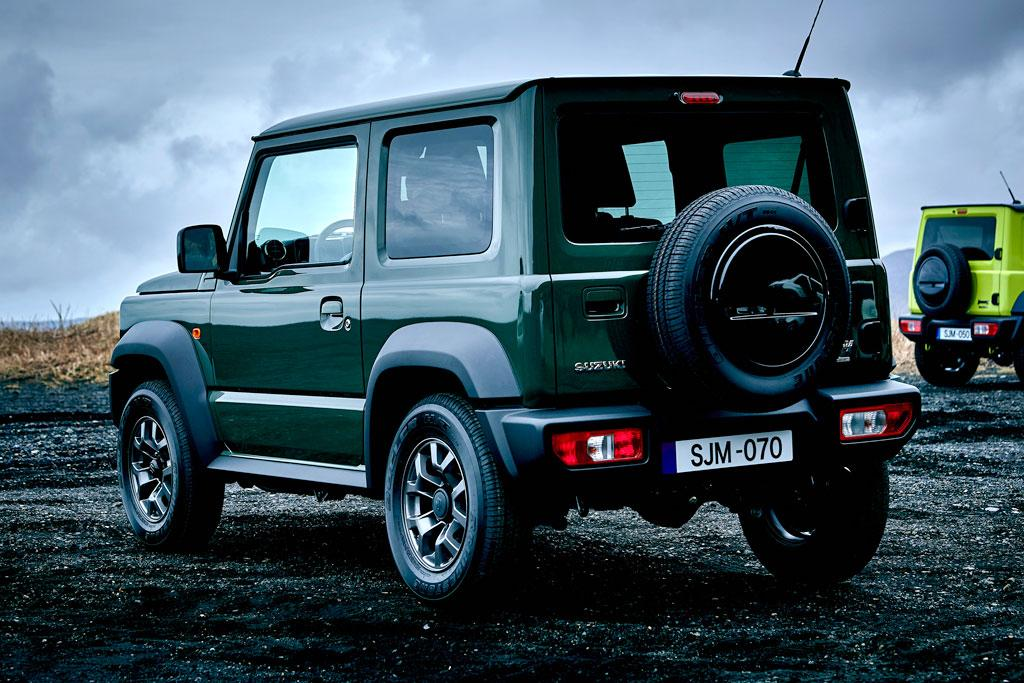 New Suzuki Jimny to be pricier and more limited - www