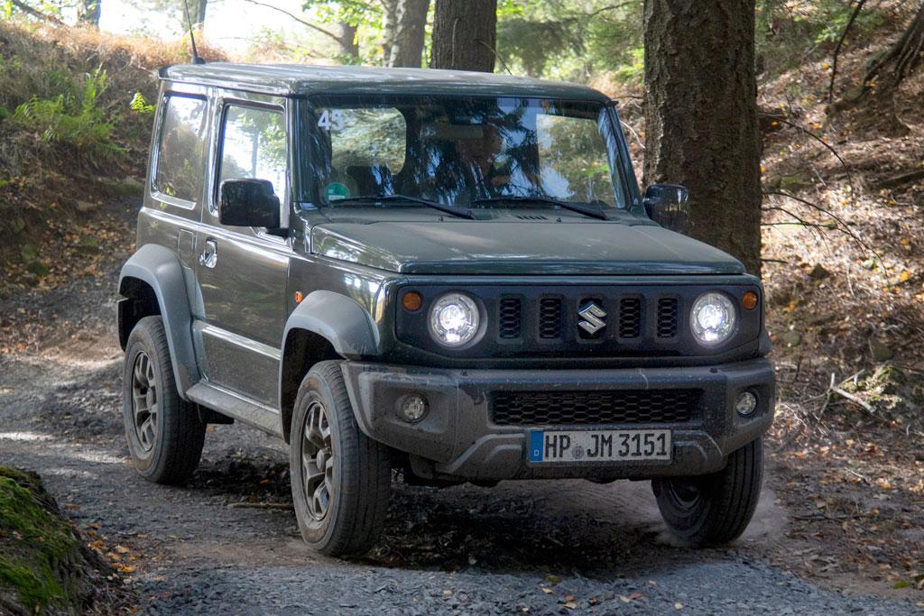 Suzuki Jimny 2019 Review — International - www carsales com au