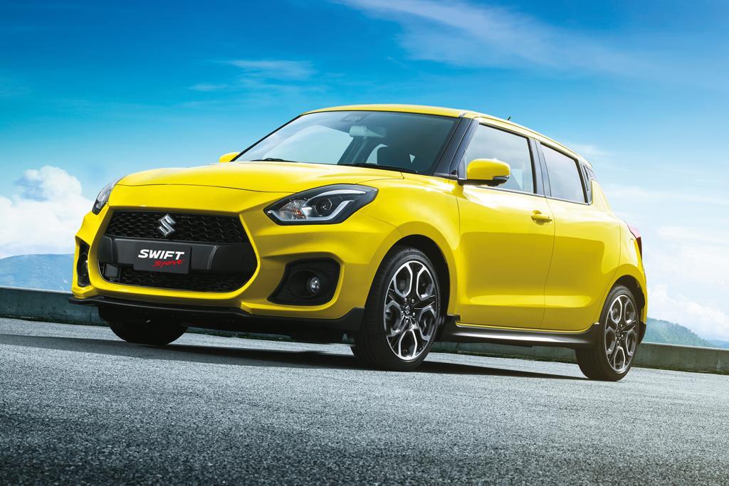 Suzuki lands pricier new Swift Sport - www carsales com au