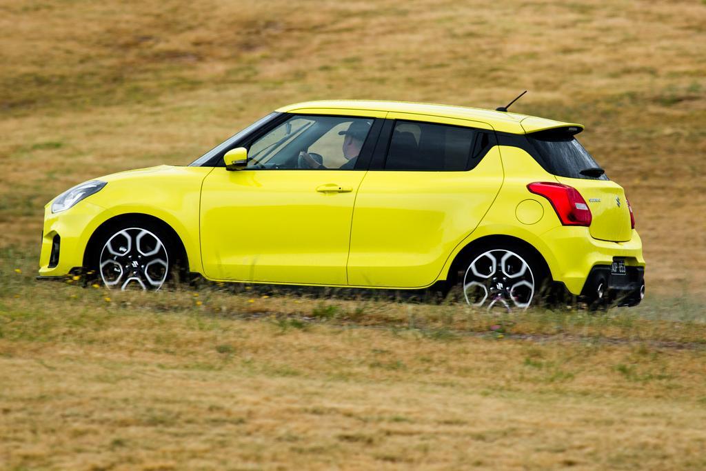 Suzuki Swift Sport 2018 Review - www carsales com au