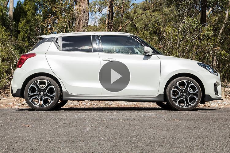 Suzuki Swift Sport 2018: Video Review - www carsales com au