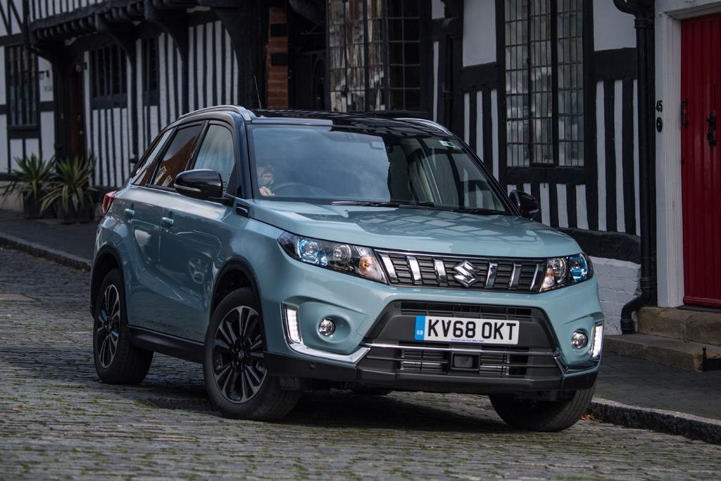 Suzuki Vitara 2019 Review International Www Carsales Com Au