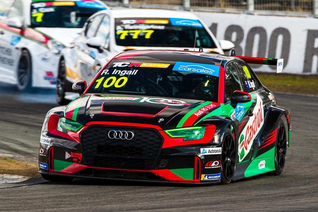 MOTORSPORT: TCR trumps Supercars as training ground - www