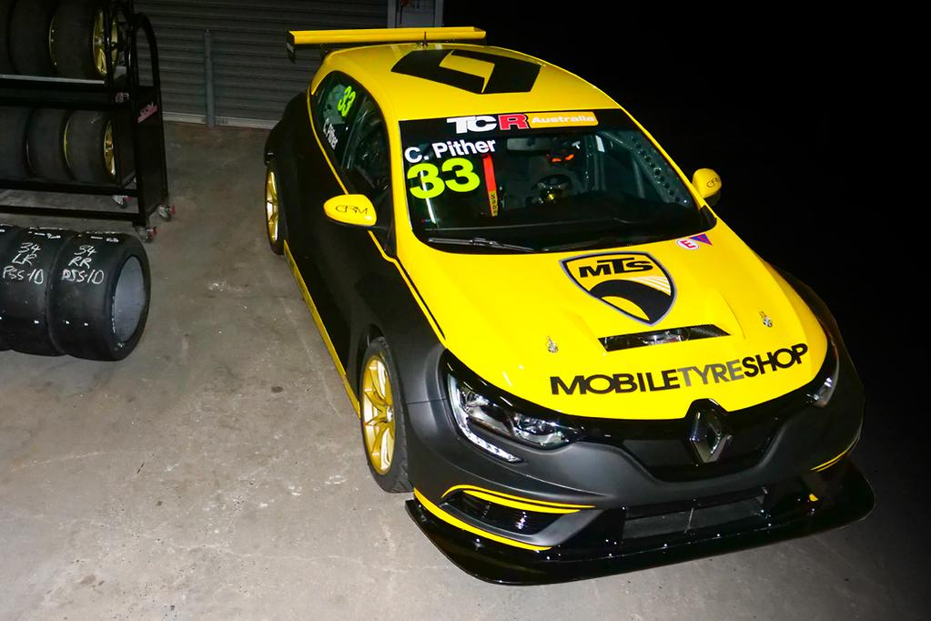 MOTORSPORT: carsales TCR Australia Series ready to rumble
