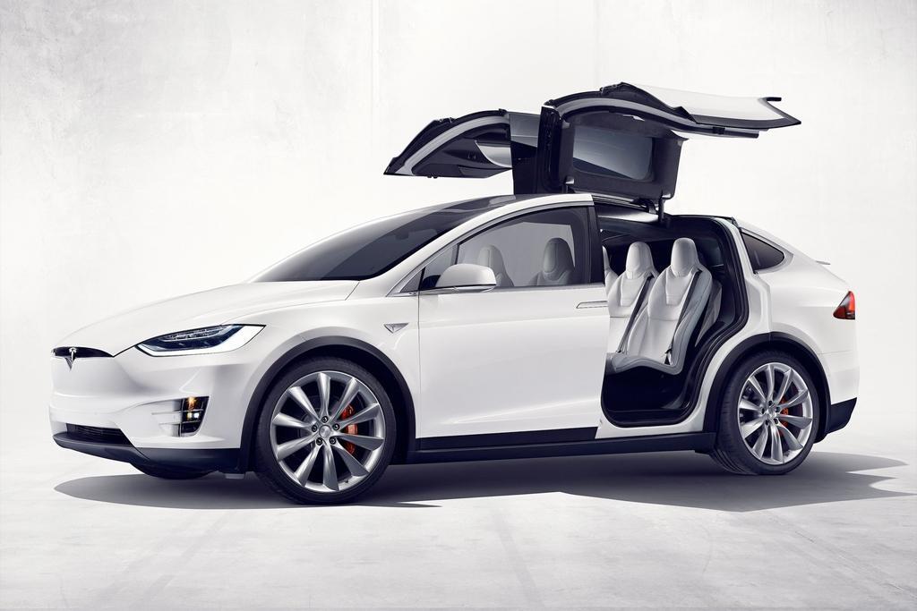 Tesla Model X Safest Suv Yet