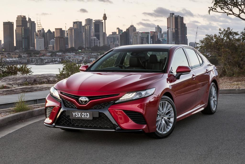 Toyota Camry 2018 Review - www carsales com au