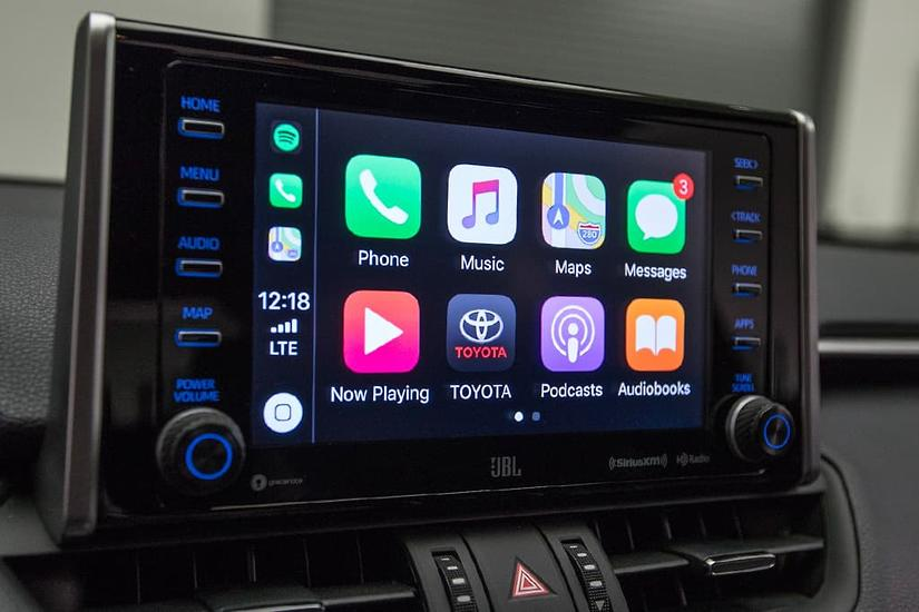 Toyota Pay By Phone >> Toyota Introduces Apple Carplay Android Auto Retrofit Www