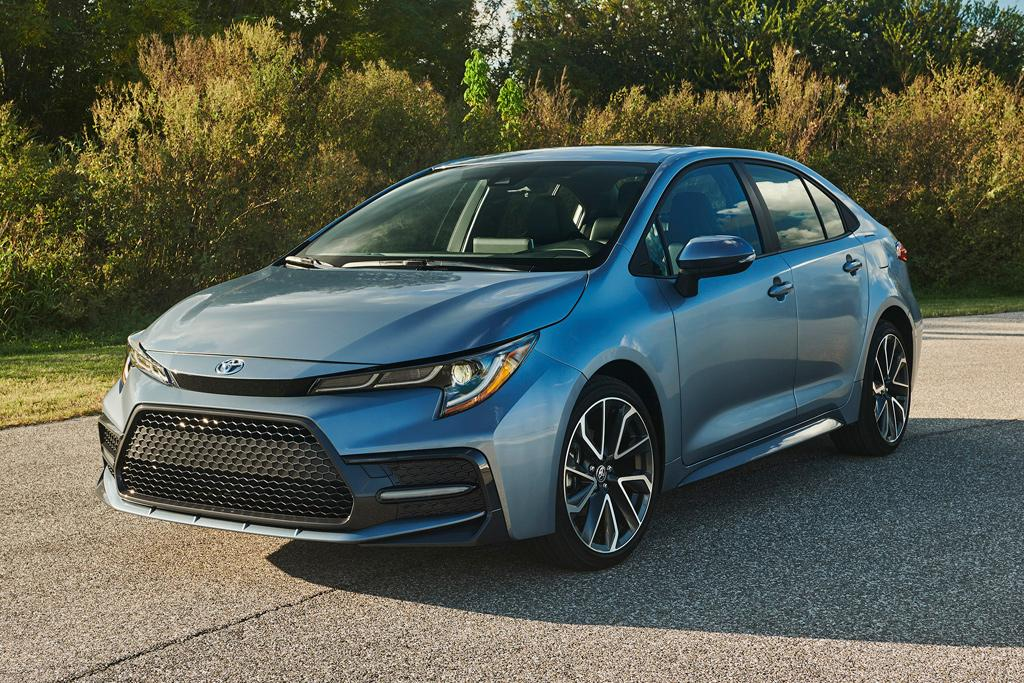 New Toyota Corolla Sedan Revealed Www Carsales Com Au
