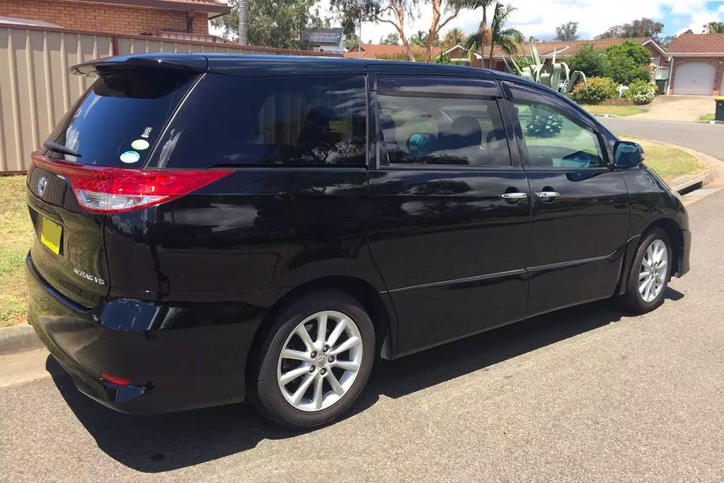 Buying Used: Toyota Estima (2005-2012) - www carsales com au