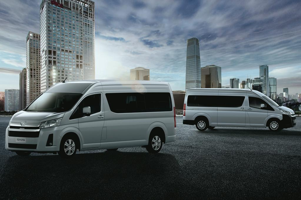 Prices up for new Toyota HiAce - www carsales com au