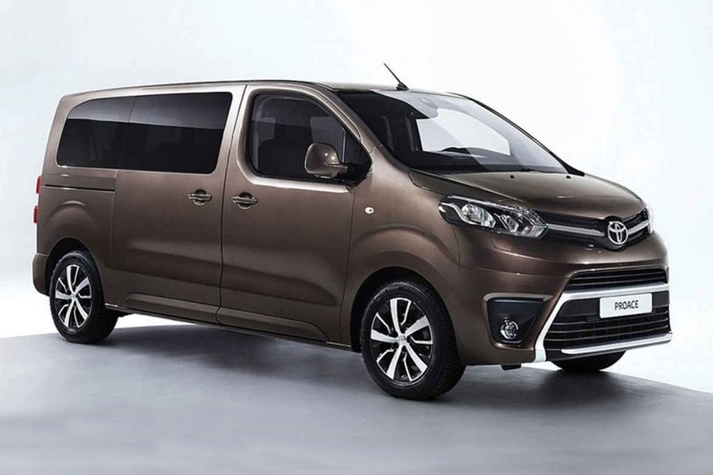 New Toyota HiAce imminent - www carsales com au