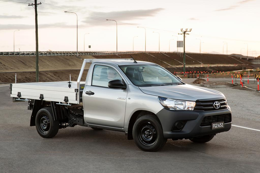 Toyota HiLux safety upgraded - www carsales com au