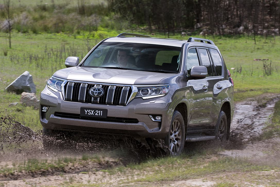 Toyota Prado Upgraded Carsales Com Au