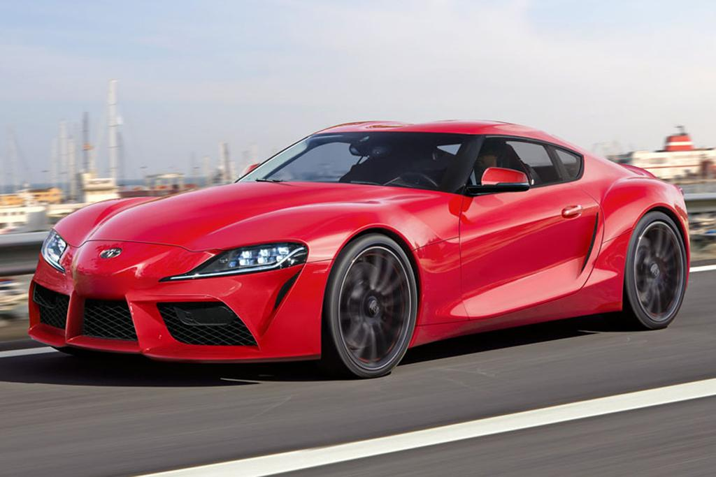 New Toyota Supra Exposed Www Carsales Com Au