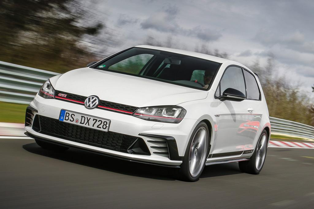 Volkswagen Golf Gti 40 Years Edition 2016 Review Www