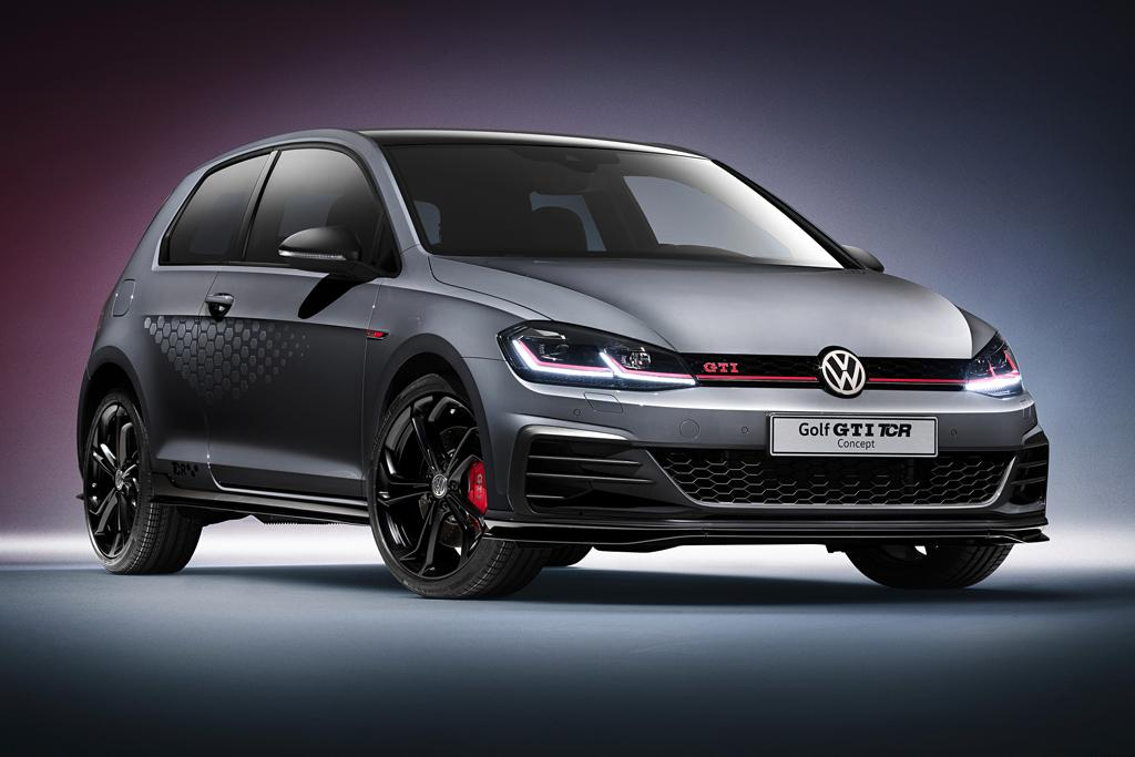 Volkswagen Golf Gti Tcr Due Early 2019