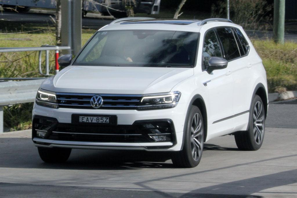 2021 VW Tiguan R-Line – Release Date, Price And Photos >> Volkswagen Tiguan Allspace Highline 2019 Review Www Carsales Com Au