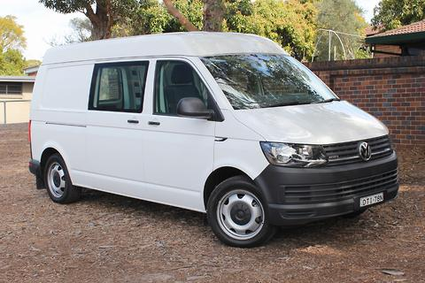 Volkswagen Transporter 2018 Review