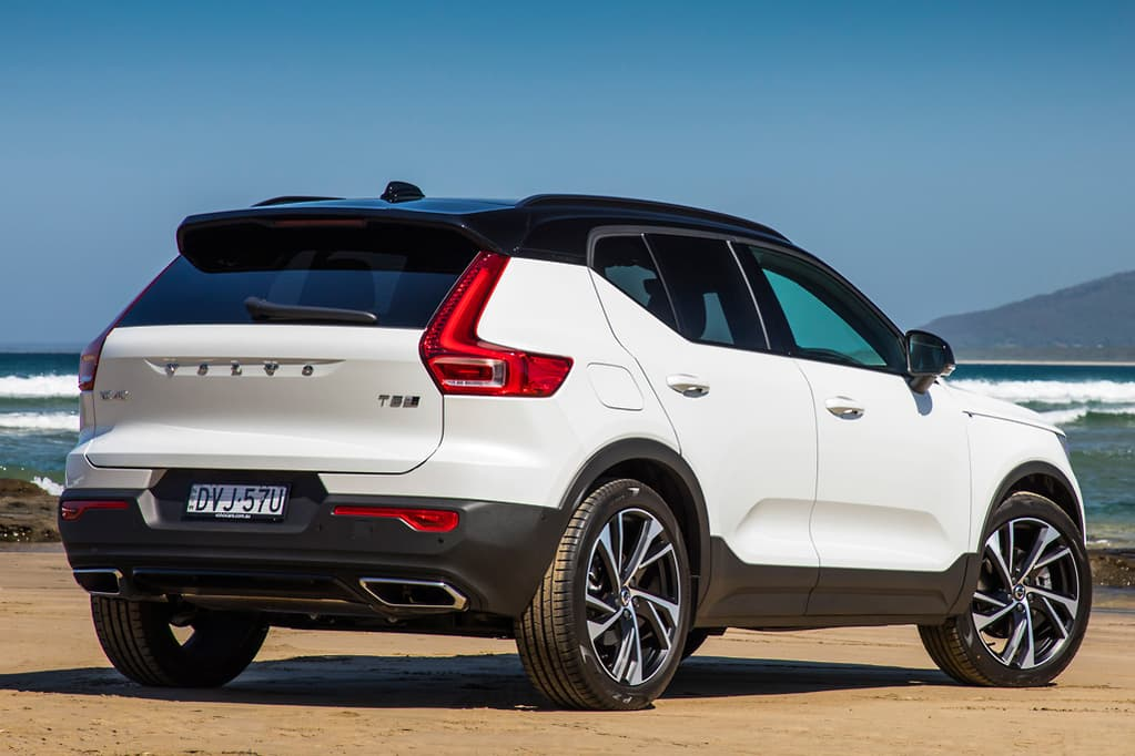Volvo Xc40 2018 Review Carsales
