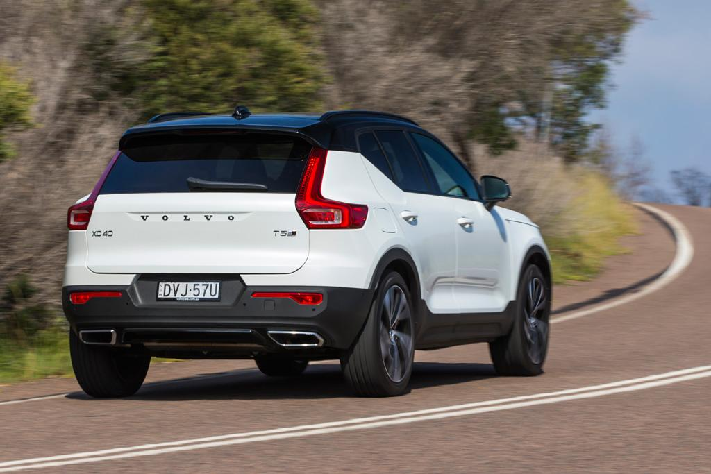 Volvo XC40 2018 Review - www.carsales.com.au