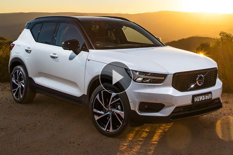 Volvo Xc40 2018 Video Review Www Carsales Com Au